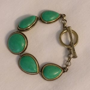 Lucky Brand Turquoise Color Bracelet